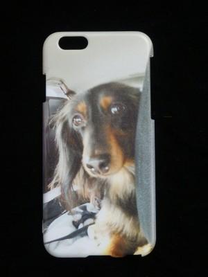 スマホカバー(ケース)犬3