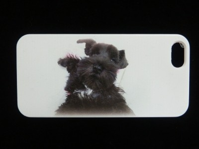 スマホカバー(ケース)犬