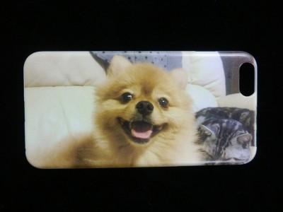 スマホカバー(ケース)犬2