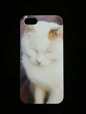 スマホカバー(ケース)猫2