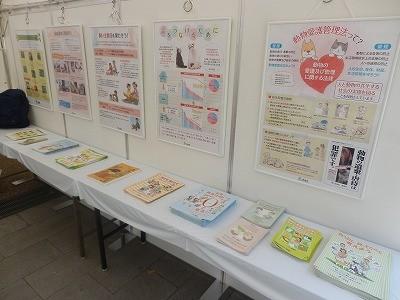 平成27年度 動物愛護週間中央行事 動物愛護ふれあいフェスティバル28-7