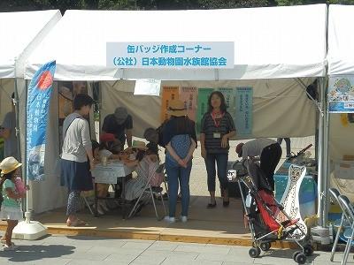 平成27年度 動物愛護週間中央行事 動物愛護ふれあいフェスティバル43