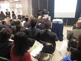 東京ビックサイト エンディング産業展 2015.12.9 セミナー11