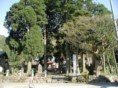 福井市徳尾町 禅林寺