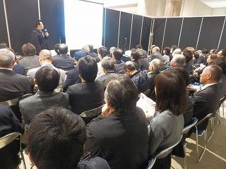東京ビックサイト エンディング産業展 2015.12.9 セミナー18