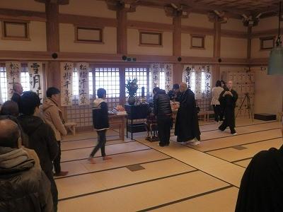 御誕生寺さん 猫の日 2016.2.22 供養祭8