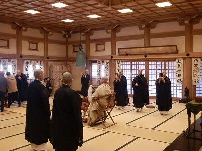 御誕生寺さん 猫の日 2016.2.22 供養祭6