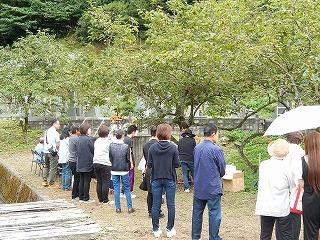 2016 JKC動物霊園 動物慰霊祭4