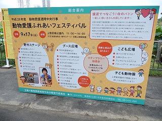 2016.9.17 中央行事動物愛護フェスティバル1