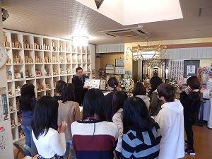 2016.10.31 大原学園さん見学会1