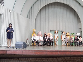 2016.9.17 中央行事動物愛護フェスティバル10