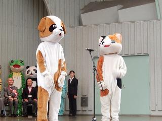 2016.9.17 中央行事動物愛護フェスティバル14