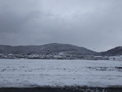 2017.1.23 おおぞら周辺の雪