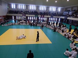 福井県柔道大会2017.2