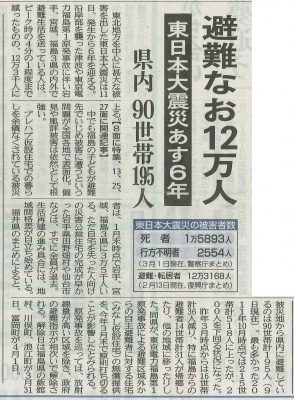 2017.3.10 福井新聞