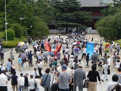 2017.7.23 動物慰霊祭大法要60