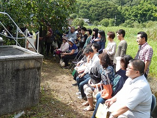 2017 JKC動物霊園 動物慰霊祭5