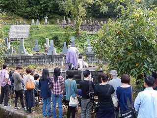 2017 JKC動物霊園 動物慰霊祭10