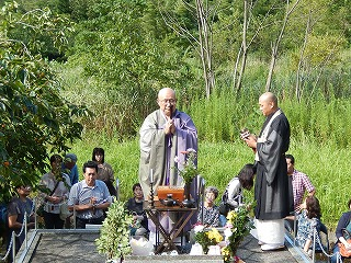 2017 JKC動物霊園 動物慰霊祭32
