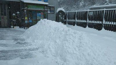 2018.1.12 大雪