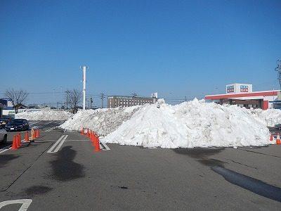 2018.2.26 大雪の後40