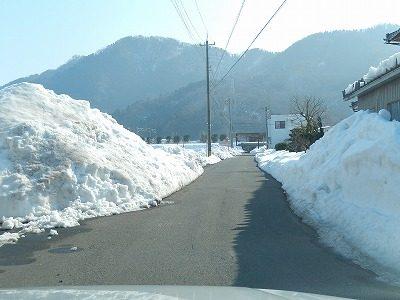 2018.2.26 大雪の後14