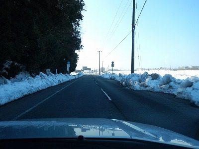 2018.2.26 大雪の後26