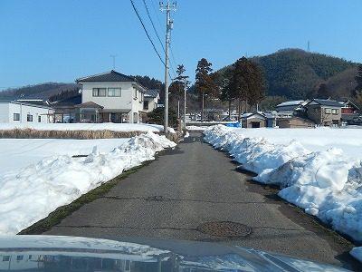 2018.2.26 大雪の後2