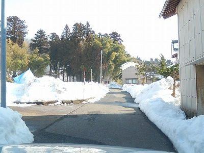 2018.2.26 大雪の後3