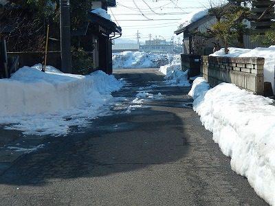 2018.2.26 大雪の後5