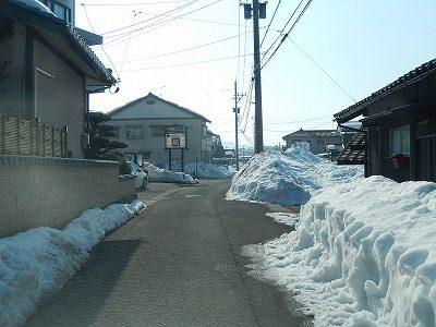 2018.2.26 大雪の後9