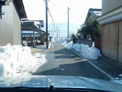 2018.2.26 大雪の後12