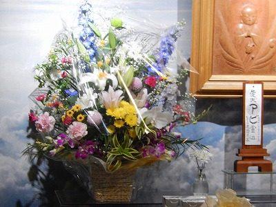 2018.5.14道端アビちゃん個別供養2